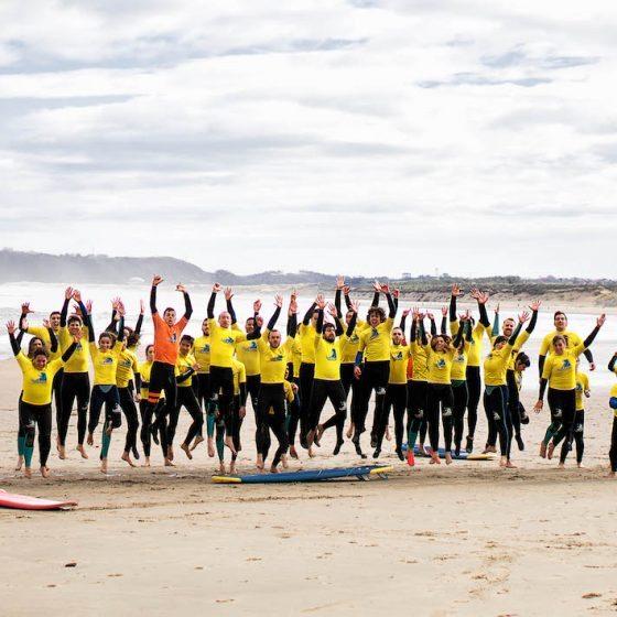 Escuela de Surf en Asturias