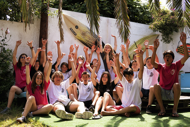 Surf Camp en Salinas