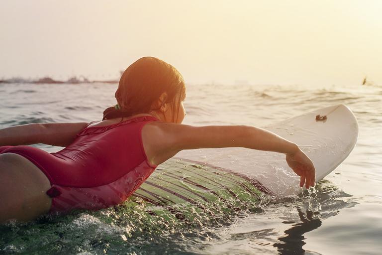 Surf Camp para niños