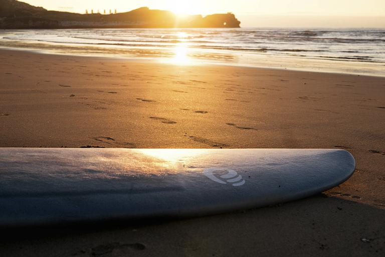 playas para hacer surf en Asturias