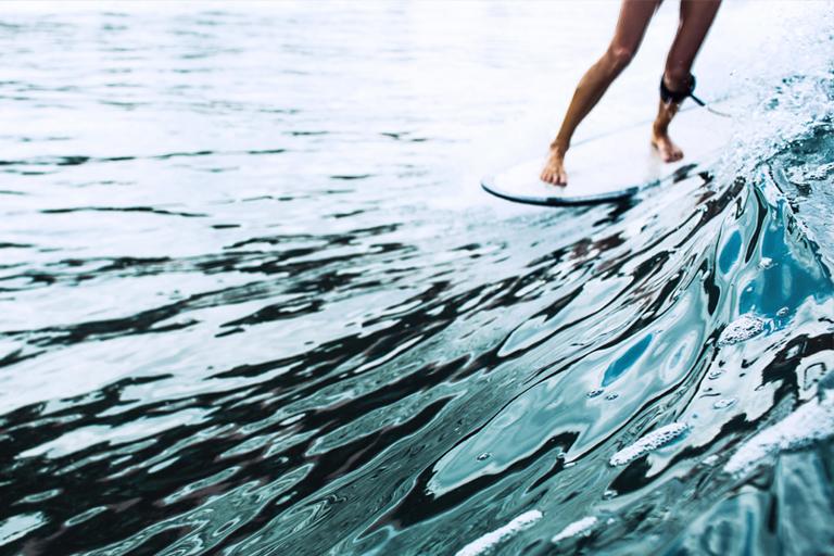 Consejos para hacer surf por primera vez