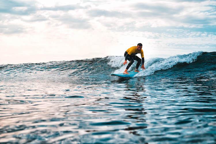 Primeros días de Surf en Salinas width=