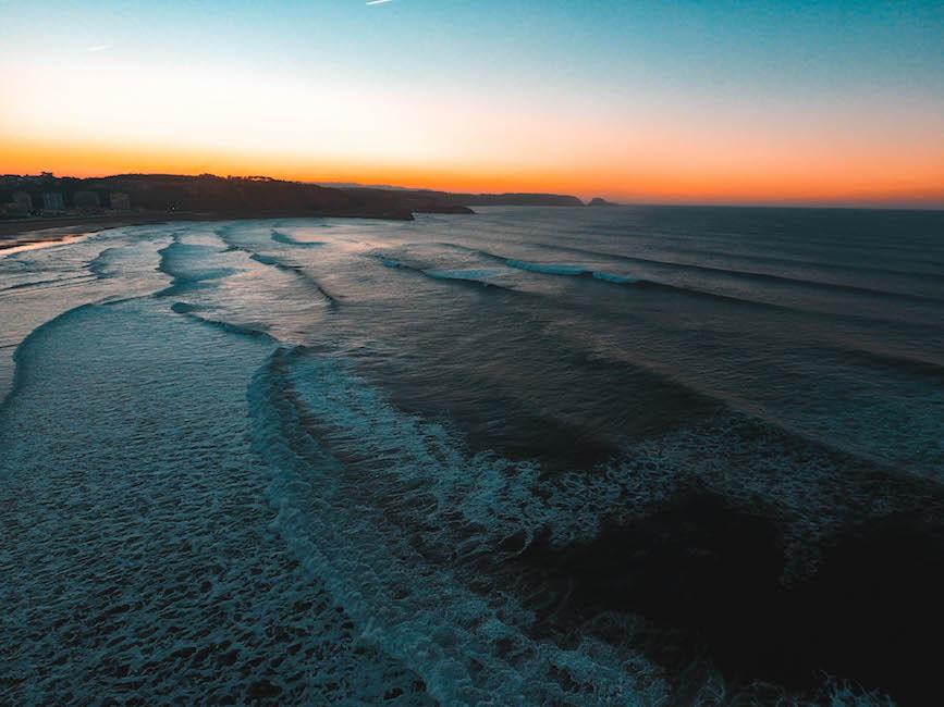 Las corrientes en el surf width=